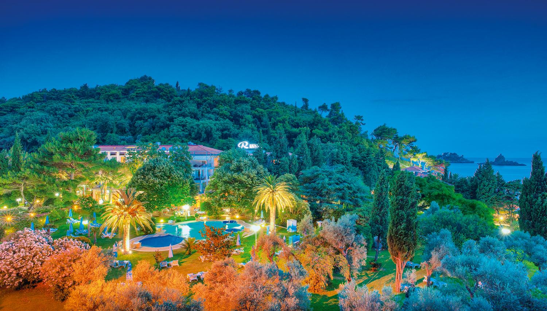 Rivijera viesnīca (Tivat, Melnkalne-Horvātija)