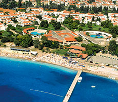 Slovenska Plaza Hotel Complex 4* hotell (Tivat, Montenegro – Horvaatia)
