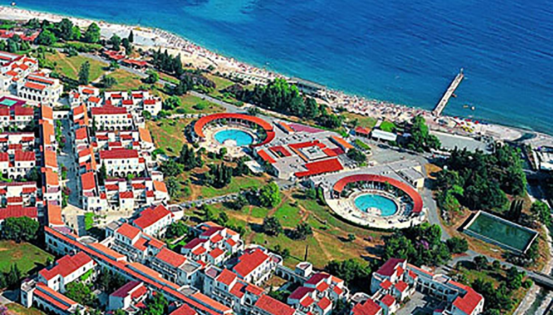 Slovenska Plaza Hotel Complex 3* hotell (Tivat, Montenegro – Horvaatia)