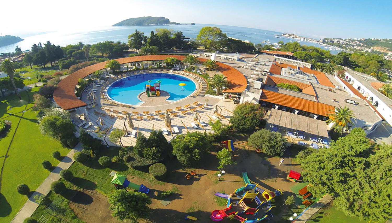 Slovenska Plaza Hotel Complex 3* viesnīca (Tivat, Melnkalne-Horvātija)