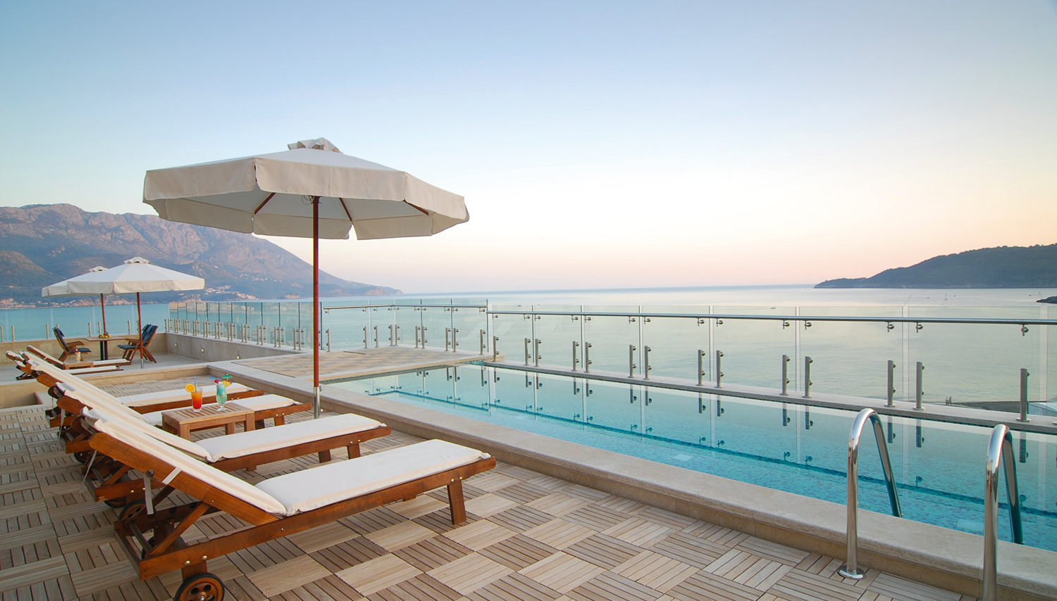 Splendid Conference & SPA Resort hotell (Tivat, Montenegro – Horvaatia)