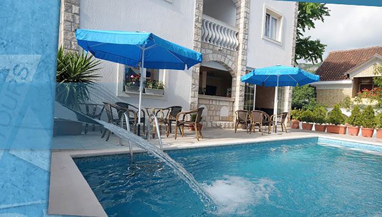 Tatjana hotell (Tivat, Montenegro – Horvaatia)