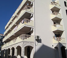 Dubravka apartmenti viesnīca (Tivat, Melnkalne-Horvātija)