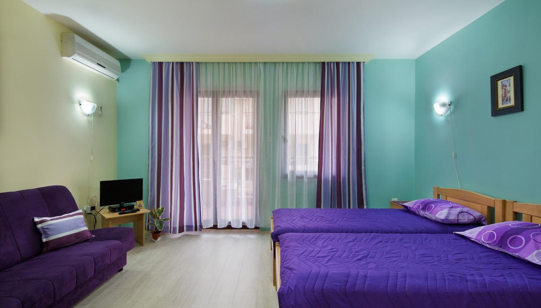 Dubravka apartemendid hotell (Tivat, Montenegro – Horvaatia)