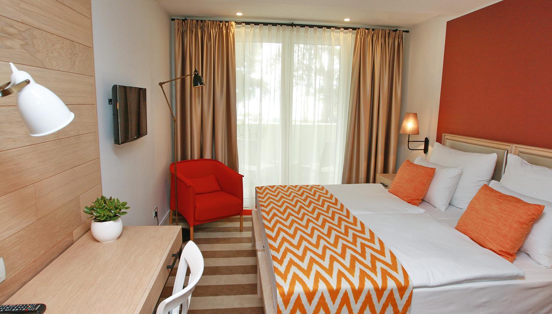 Budva hotell (Tivat, Montenegro – Horvaatia)