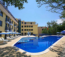 Blue Sky hotell (Burgas, Bulgaaria)