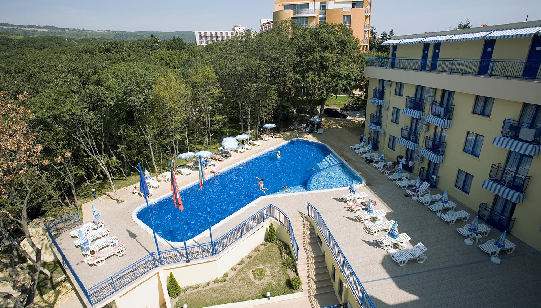 Blue Sky hotell (Varna, Bulgaaria)