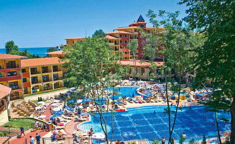 Grifid Hotel Bolero hotell (Varna, Bulgaaria)