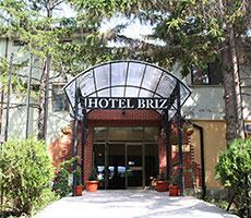 Park Hotel Briz viesnīca (Burgasa, Bulgārija)