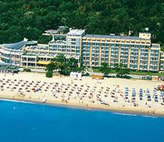 Grifid Encanto Beach viešbutis (Varna, Bulgarija)