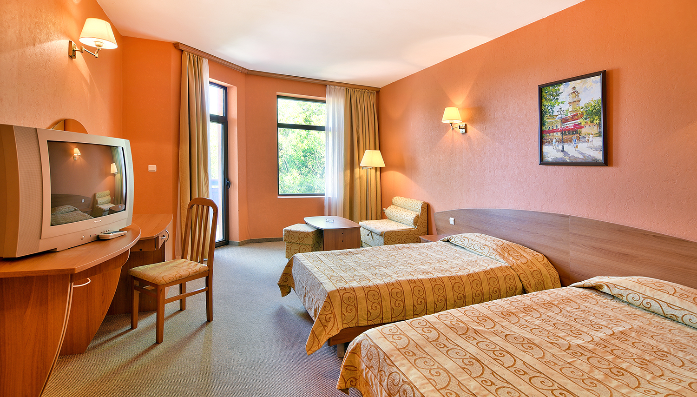 Estreya Palace hotell (Varna, Bulgaaria)