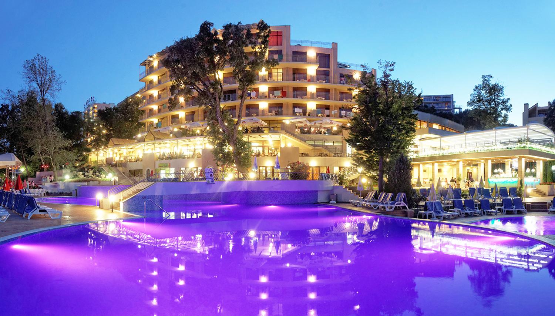 Kristal hotell (Varna, Bulgaaria)