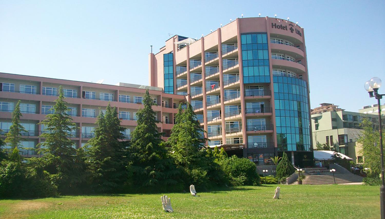 Lilia hotell (Varna, Bulgaaria)