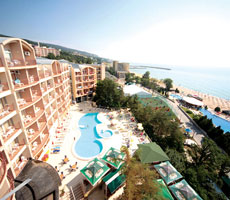 Luna hotell (Varna, Bulgaaria)