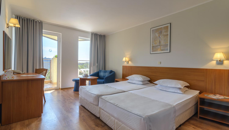 Smartline Madara viesnīca (Varna, Bulgārija)