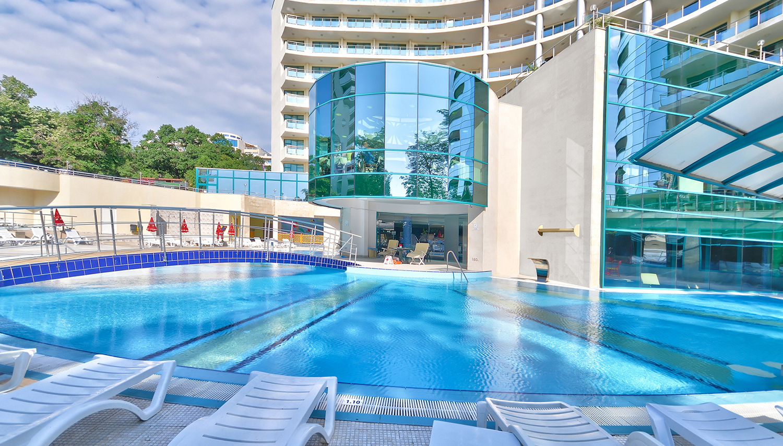 Marina Grand Beach viesnīca (Varna, Bulgārija)