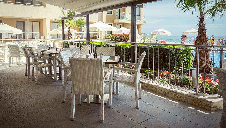Obzor Beach Resort hotell (Varna, Bulgaaria)