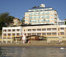 Paraizo Beach viesnīca (Varna, Bulgārija)