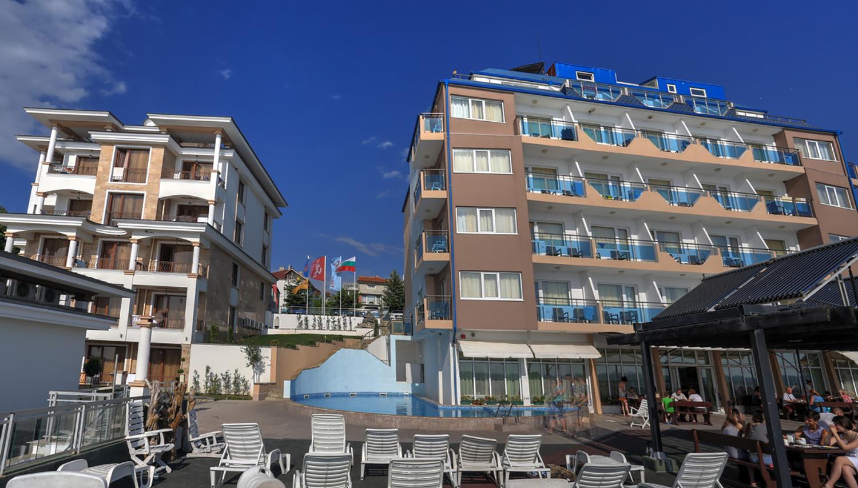 Paraizo Beach hotell (Varna, Bulgaaria)
