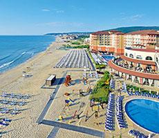 Sol Luna Bay Resort viešbutis (Burgasas, Bulgarija)