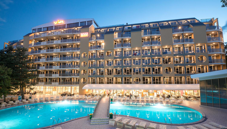 HVD Viva Club hotell (Varna, Bulgaaria)