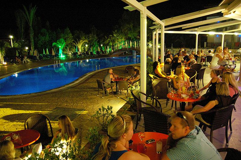 Majestic Hotel & Spa viesnīca (Zakynthos, Grieķija)