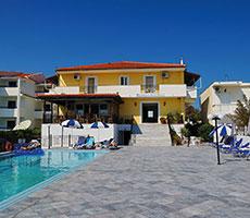 Andreolas Beach viesnīca (Zakynthos, Grieķija)