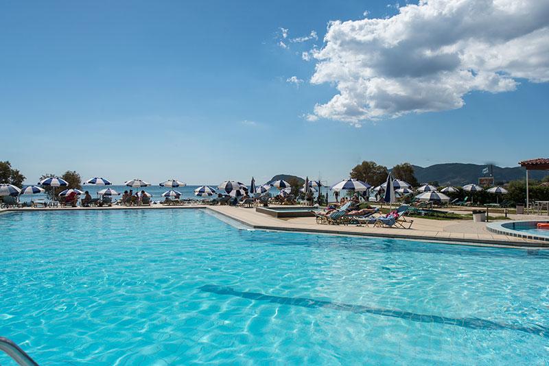 Astir Beach viesnīca (Zakynthos, Grieķija)