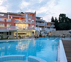 Gerakas Belvedere Luxury suites viesnīca (Zakynthos, Grieķija)