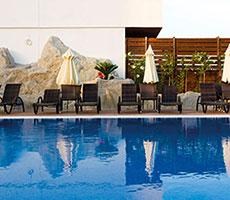 Best Western Zante Galaxy viesnīca (Zakynthos, Grieķija)
