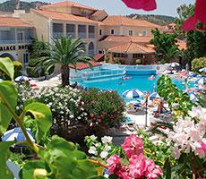 Diana Palace viesnīca (Zakynthos, Grieķija)