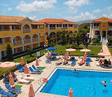 Macedonia viesnīca (Zakynthos, Grieķija)