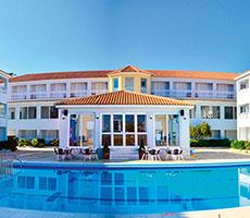 Meridien Beach viešbutis (Zakintas, Graikija)
