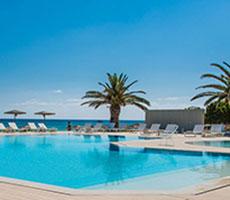 The Bay Hotel & Suites Spa viesnīca (Zakynthos, Grieķija)