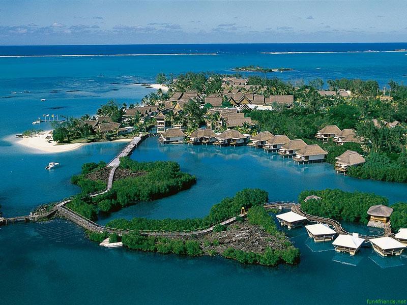 Paradīzes sala- Maurīcija 5*