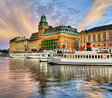 Norvegija - Švedija - Danija ...trys Skandinavijos karūnos