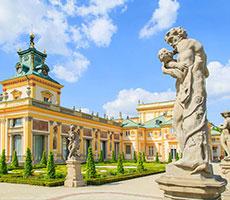 Varšuva - puošnioji Lenkijos sostinė