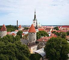 Baltijos kruizas  ...keturios Šiaurės sostinės