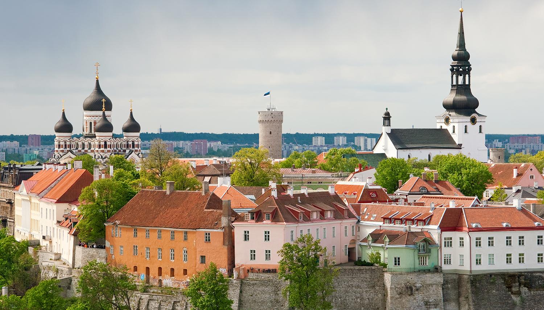 Talinas - Saremos sala …Estijos lobiai