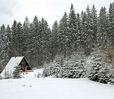 Slidinėjimas Slovakijoje - Žemuosiuose Tatruose