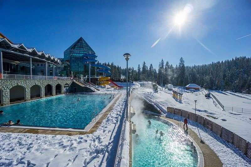 Savaitgalio slidinėjimo kelionė Zakopanėje Lenkijoje