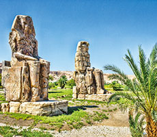 Niiluse kruiis ja Abu Simbeli templid