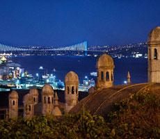 Savaitgalis užburiančiame Stambule