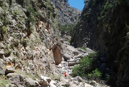 Kretos ekskursijos, Novaturas
