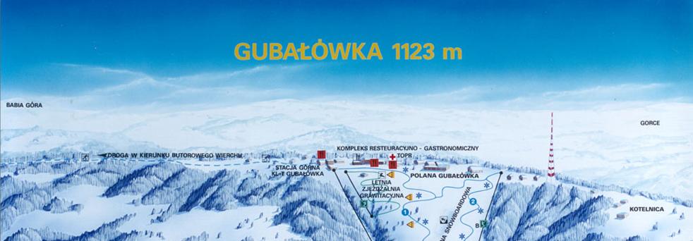Trasų žemėlapis